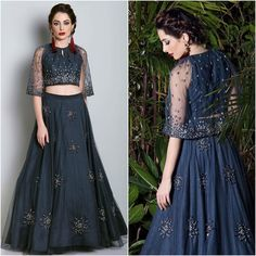 The Song of Chypre Collection by Party Wear Indian Dresses, Indian Gowns Dresses, Dress Indian Style, Wedding Dresses For Girls, Indian Wedding Outfits, Indian Outfits, Indian Wear, Prom Dresses, Kurti Designs Party Wear