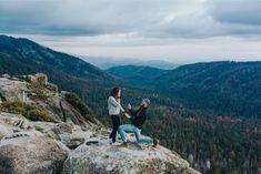 Sierra Nevada Marriage Proposal 45