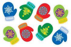 Montessori Baby, Winter Activities, Kindergarten, Clip Art, Printables, Winter Time, Plan De Travail, Children With Autism, Montessori Activities