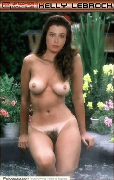 Nude with welch bush lisa
