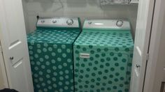 painted washer and dryer - Google Search