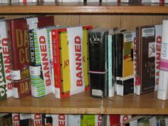 Banned Books Week by Somerset Public Library, via Flickr