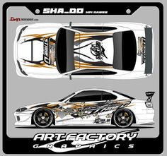 Sha_Do Graphic Design and Decals DriftMission Your Home for RC Drifting