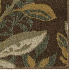 Mohawk Home Clarisse Dark Brown 2 ft. x 3 ft. 4 in. Accent Rug-311612 - The Home Depot