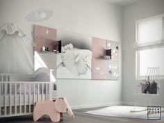 Maak de kamer van jouw kleintje uniek met jouw zelf samengestelde Stylepads! Girl Room, Baby Room, Kids Bedroom, Bedroom Ideas, Floating Nightstand, Cribs, Toddler Bed, Sweet Home, Gallery Wall