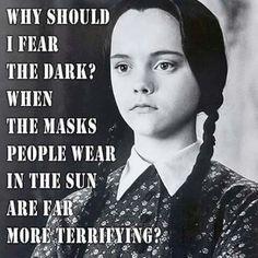 Mask people wear