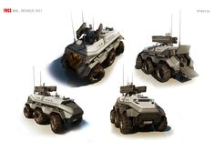 fnss mil design contest by Ertugy on DeviantArt
