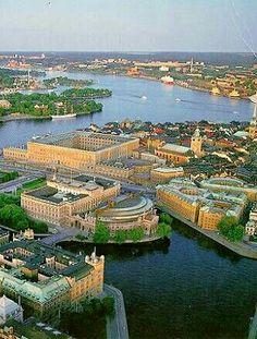 Stockholm  Sweden Montenegro, Stockholm Sweden, About Sweden, Sweden Travel, Most Beautiful Cities, Vacation Places, Norway, Denmark, Austria