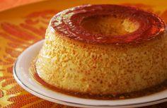 Receita de Pudim Condensado Portuguese Desserts, Portuguese Recipes, Portuguese Food, Kefir, Rice Recipes, Cooking Recipes, Flan, French Toast, Good Food