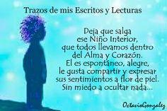 Trazos de mis Escritos y Lecturas: El Niño Interior...