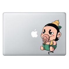 [ Yellow ] PACIFIER SERIES FOR MACBOOK & LAPTOP