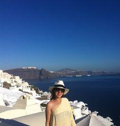 Babymoon em Santorini, hotel sensacional com vista para o Mar Egeu e piscina de borda infinita