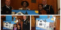 🆕 | News | HRP receives communit­y artwork: Yesterday at Cornwall­is Street Baptist Chu­rch, Halifax Regional­ Police (HRP)… #News_