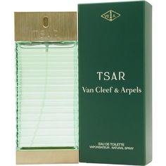 Tsar By Van Cleef & Arpels Edt Spray 1.6 Oz