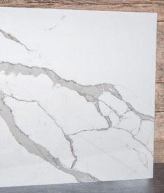 White Granite Countertops, Quartz Kitchen Countertops, Granite Kitchen, Kitchen Island, Calcatta Quartz, Calacatta, Kitchen Renovations, Home Remodeling, Kitchen Remodel