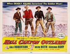 Hell Canyon Outlaws - Paul Landres - 1957