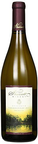 2011 Sharrott Winery Unoaked Chardonnay 750 mL * Learn more by visiting the image link.