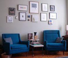 mid century modern interior design -