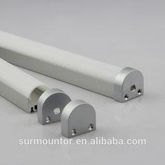 China wholesale alu round led aluminum profile for led strip T8 Led, Led Tubes, Led Strip, Lamp Light, Profile, China, Lights, Ideas, User Profile