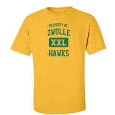 Zwolle High School - Zwolle, LA | Men's T-Shirts Start at $21.97