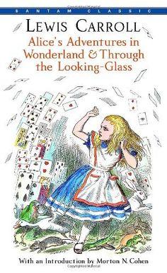 Alice's Adventures in Wonderland & Through the Looking-Glass (Bantam Classics), http://www.amazon.com/dp/0553213458/ref=cm_sw_r_pi_awdm_EUvKtb0RPSSPE