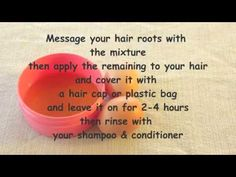 The Magic Recipe For Fastest Hair Growth! 3 Ingredients Only! - Healthy Life Experts