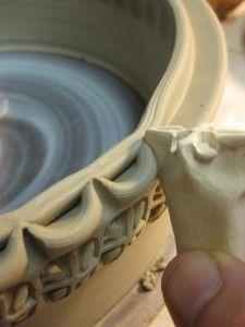 It S Art Day Clay And Weaving Keramik Pinterest