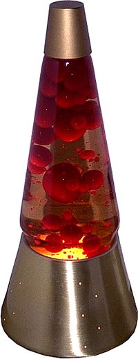 The Lava Lamp was created by a gentleman by the name of Craven Walker.