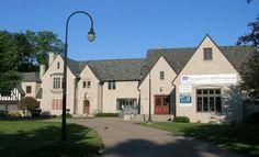 Bergstrom-Mahler Museum, Neenah Wisconsin