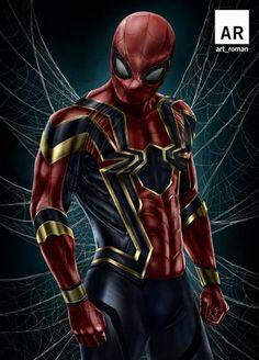 Spider-Man Iron Spider