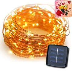 #decor Warranty For any possible defective #Solar String Lights from YIHONG, please contact us first, we will offer you a replacement or full refund you; buy wit...