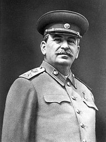 Stalin -was the leader of the Soviet Union from the mid-1920s until his death in 1953.