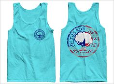 America Tank Top < Signature Collection < Shop Online | The Southern Shirt Company