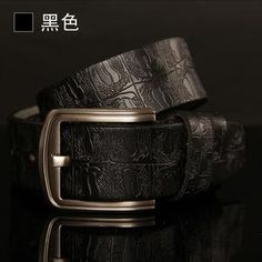 a44276c65 2019 Genuine Cowskin Leather Belts For Women Carved Design Retro Metal  Women Strap Cintos Ceinture Female High Quality Belts