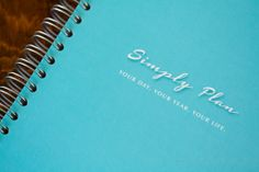 Simply Plan – A Planner for Every Mom (and Dad)