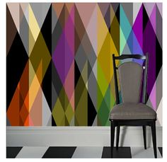 Really really love this wall paper. thinking of getting it for the guest bedroom in my house