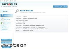 Downloading Prep2Pass 3300 Practice Testing Engine has never been so easy! For Prep2Pass 3300 Practice Testing Engine windows version installer visit Softpaz - https://www.softpaz.com/software/download-prep2pass-3300-practice-testing-engine-windows-146518.htm and download at the highest speed possible in this universe!