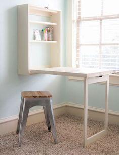 Всё поместится: эргономичные столы для небольших квартир