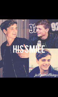 His smile-just garrix things
