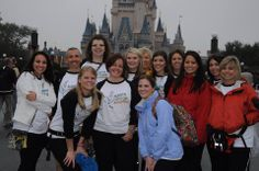 The team at our 2014 staff retreat in Disney!