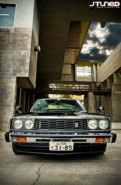 Old school Nissan Skyline