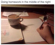 Later nights: | 26 Pictures That Are Too Real For People Going Back To College