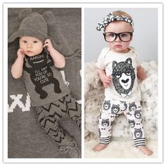 Hipster baby outfits at dashingbaby.com how cute!!! Must have!!