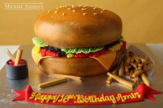 Burger n' Fries #58Food