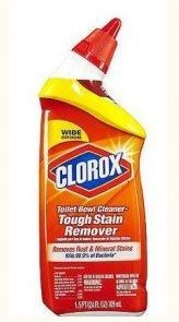 Shop for Clorox Toilet Bowl Cleaner with Bleach Gel Bottle Get free delivery On EVERYTHING* Overstock - Your Online Janitorial & Cleaning Store! Cleaning Toilet Ring, Clorox Bleach, Best Cleaner, Hard Water Stains, How To Remove Rust, Toilet Bowl, Organic Matter, Shopping Hacks, Bottle