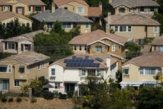 Why your roof may not be the best place for solar panels. A new report on the future of solar takes issue with the economics behind the most visible form of solar deployment. Renewable Energy News, Solar Energy, Solar Power, Electrical Grid, Going Off The Grid, Solar Panels For Home, Sites Online, Good Neighbor, Alternative Energy