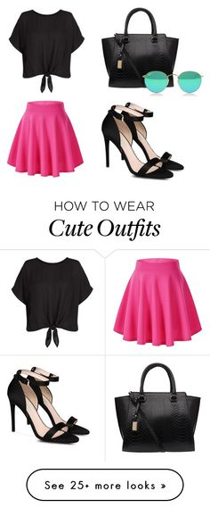 """""""Cute Outfit"""" by sageetharabart on Polyvore featuring STELLA McCARTNEY"""