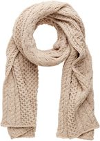 Louella Cable Knitted Scarf