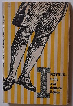 Designed by Pierre Faucheux Jonathan Swift, Beautiful Book Covers, Instructions, Editorial Layout, Book Design, Tapas, Typography, Graphic Design, Club