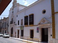 ermita y hospital de la Asunción. Estepa. Spain
